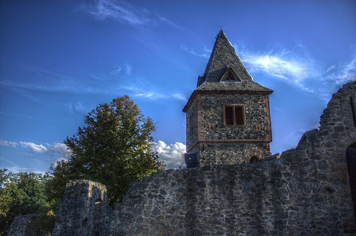 В гости к Франкенштейну- Burg Frankenstein 96747