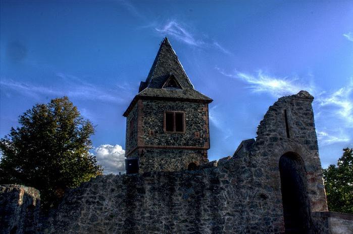 В гости к Франкенштейну- Burg Frankenstein 94725