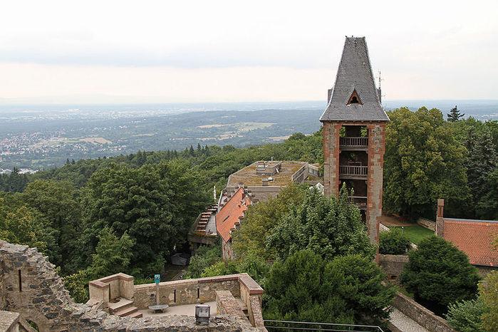 В гости к Франкенштейну- Burg Frankenstein 53822