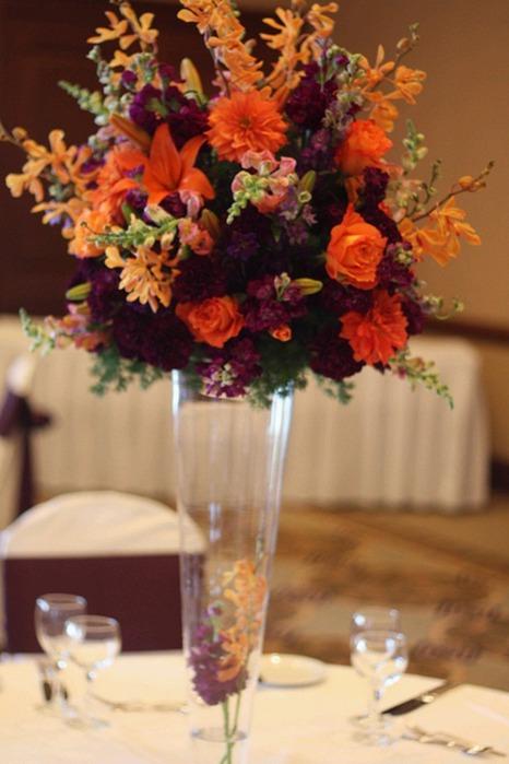 Цветы в интерьере 23