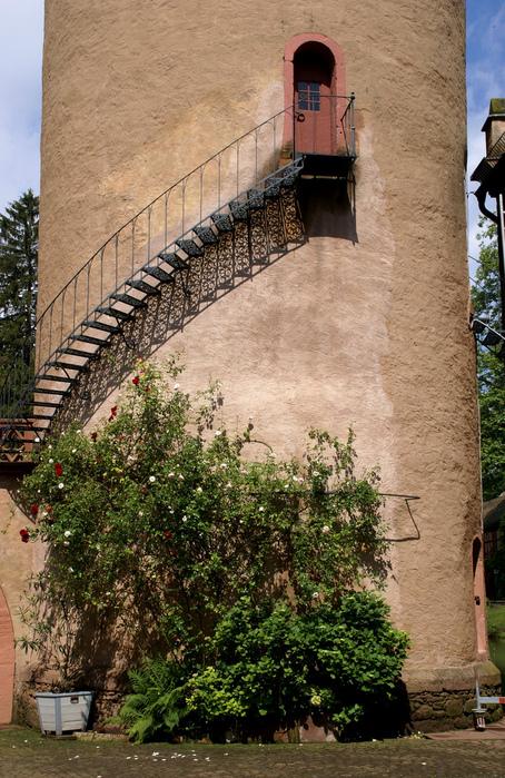 Замок Mespelbrunn. 80137