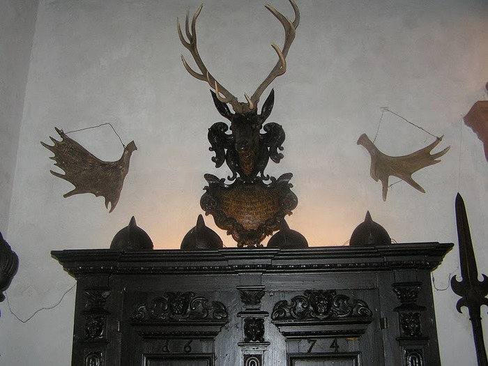 Замок Mespelbrunn. 34611