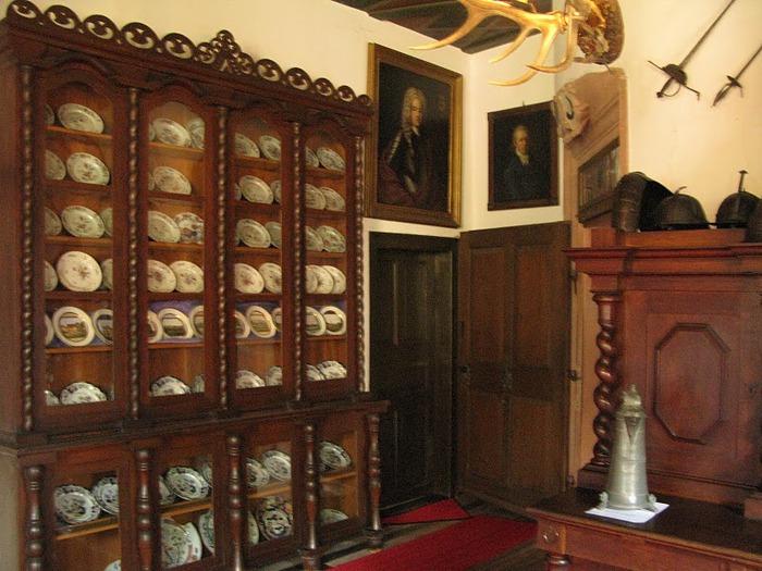 Замок Mespelbrunn. 13423