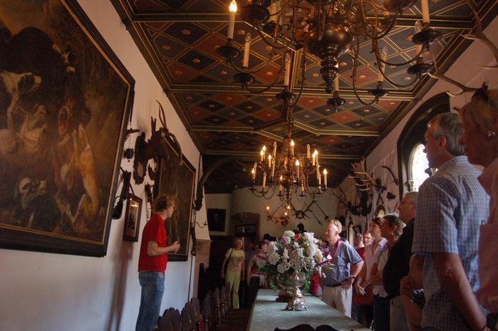 Замок Mespelbrunn. 63917