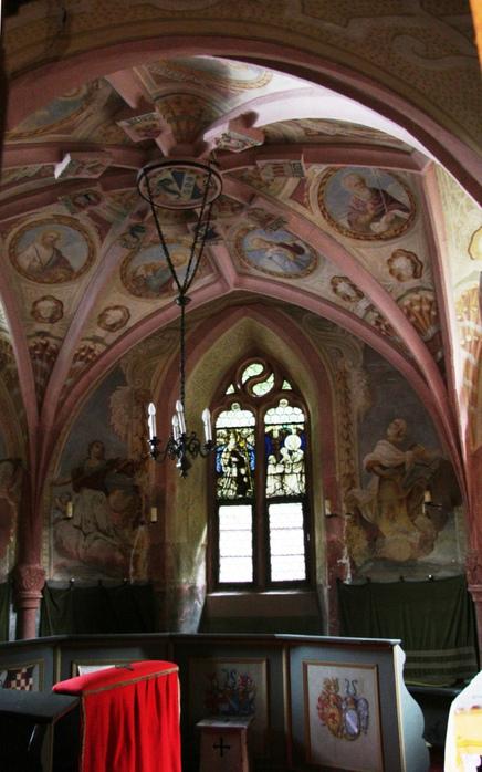 Замок Mespelbrunn. 11643