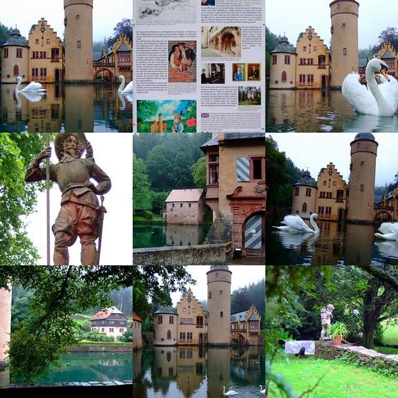 Замок Mespelbrunn. 94669