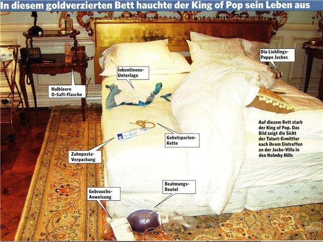 Комната, в которой, якобы, умер Майкл Джексон (640x480, 96 Kb)