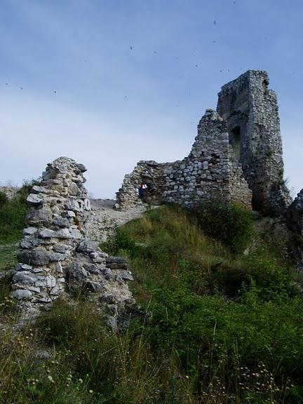 Чахтицкий замок (Cachtice castle) -замок Кровавой Графини. 22006