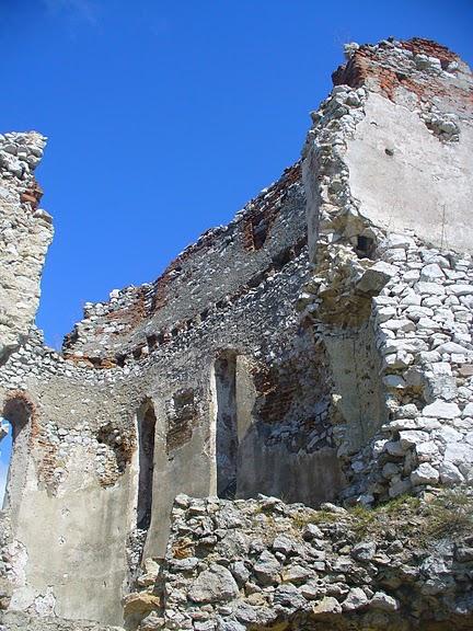 Чахтицкий замок (Cachtice castle) -замок Кровавой Графини. 62438