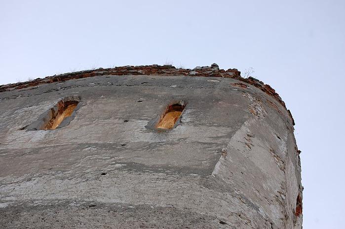 Чахтицкий замок (Cachtice castle) -замок Кровавой Графини. 28340