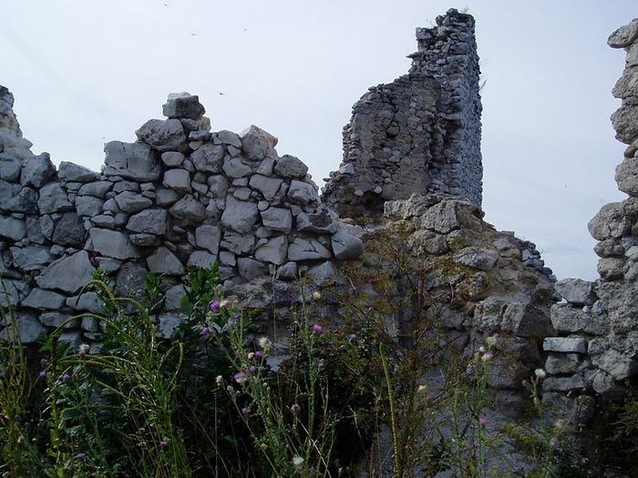 Чахтицкий замок (Cachtice castle) -замок Кровавой Графини. 29901