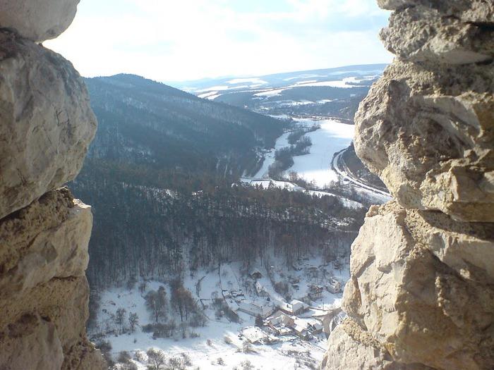 Чахтицкий замок (Cachtice castle) -замок Кровавой Графини. 61508