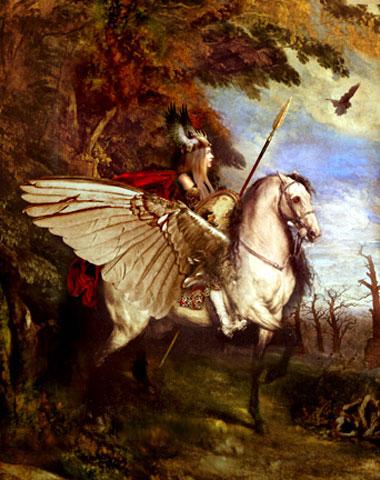 Богиня Севера живёт,Валькирия...