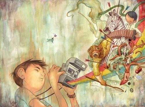 Иллюстратор Julian Callos 21