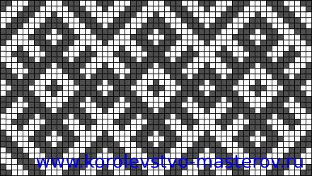 Схема вязания крючком платья