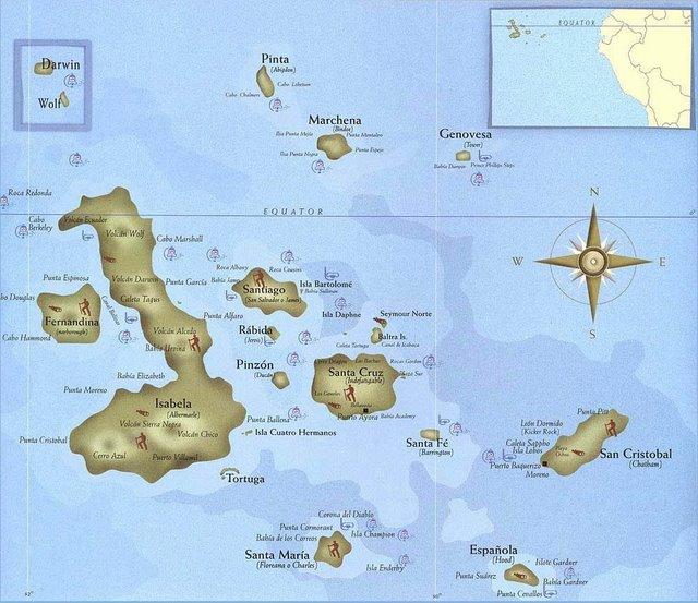 Галапагосские острова 20545