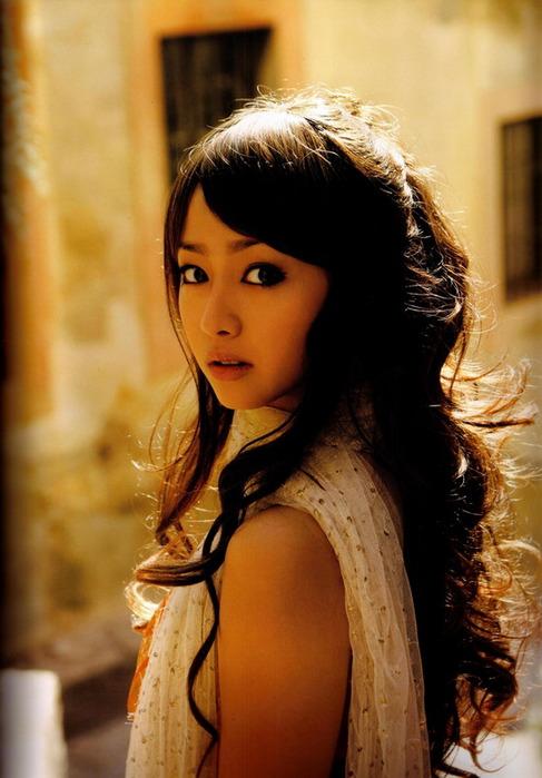 Самая красивая японка