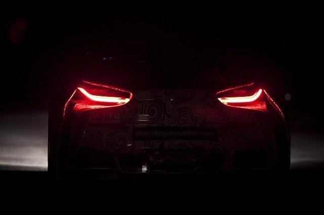 BMW Vision EfficientDynamics под  гжель 22