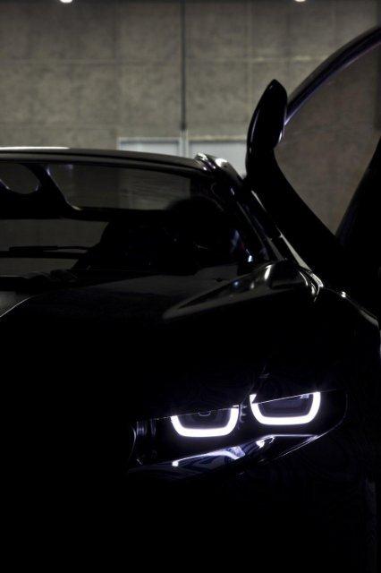 BMW Vision EfficientDynamics под  гжель 27