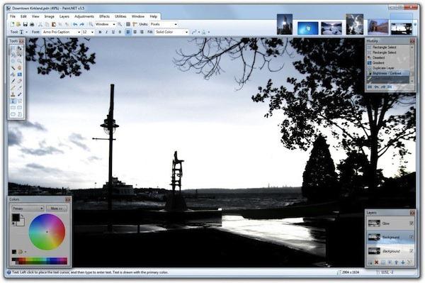 Лучшие заменители Adobe Photoshop онлайн бесплатно