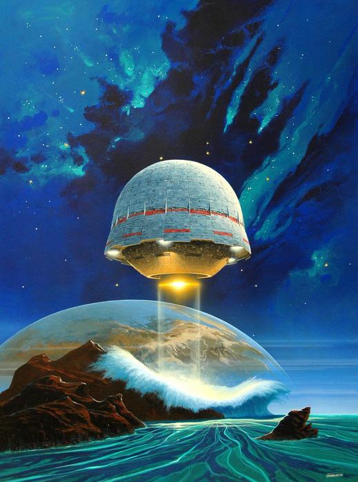 концепции космических кораблей