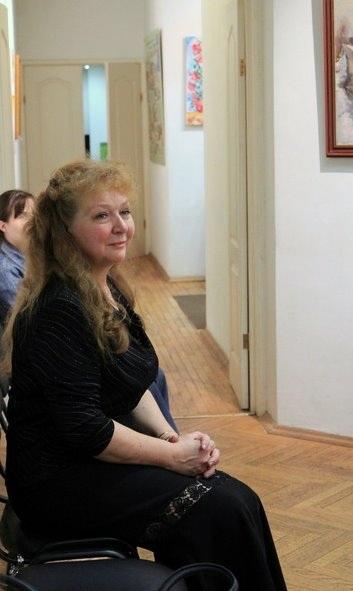 Мастер живописи по бересте Елена Воронова