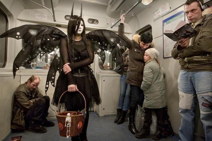 питер, метро