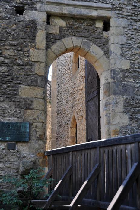Кокоржин - cредневековый чешский замок 29469