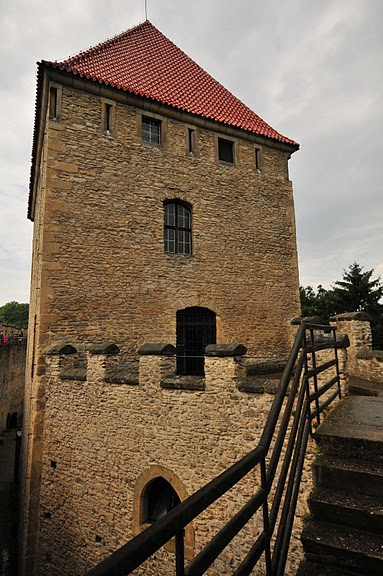 Кокоржин - cредневековый чешский замок 36552