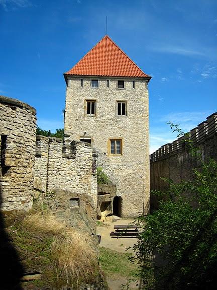 Кокоржин - cредневековый чешский замок 69640