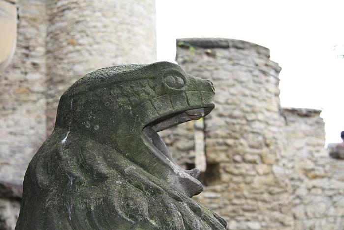 Кокоржин - cредневековый чешский замок 61220