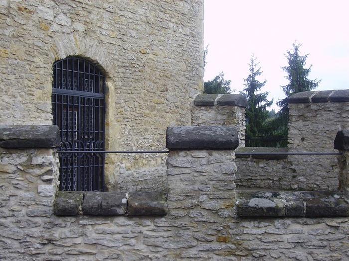 Кокоржин - cредневековый чешский замок 98458
