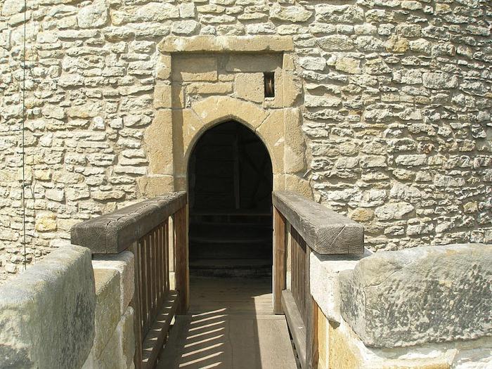 Кокоржин - cредневековый чешский замок 34930