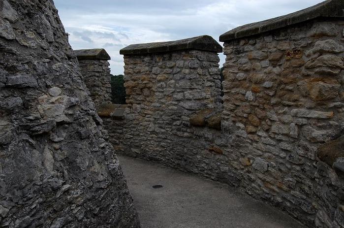 Кокоржин - cредневековый чешский замок 81570