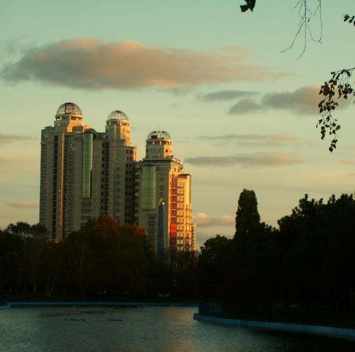 одесса парк победы