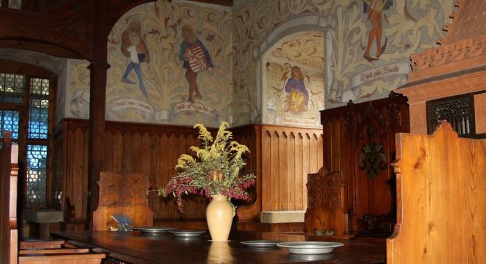 Кокоржин - cредневековый чешский замок 56170
