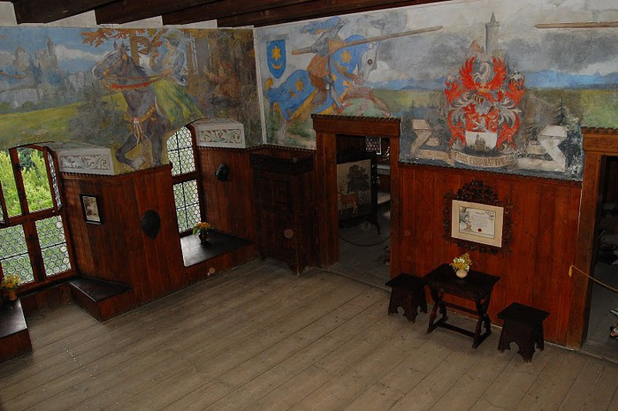 Кокоржин - cредневековый чешский замок 21483
