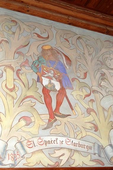 Кокоржин - cредневековый чешский замок 78551