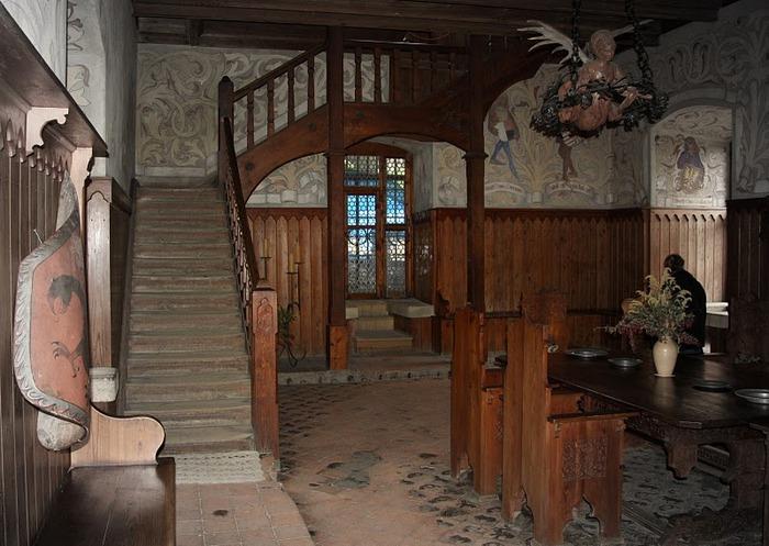 Кокоржин - cредневековый чешский замок 33154