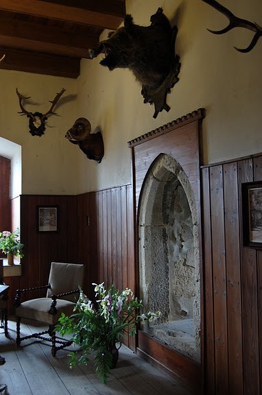 Кокоржин - cредневековый чешский замок 36749