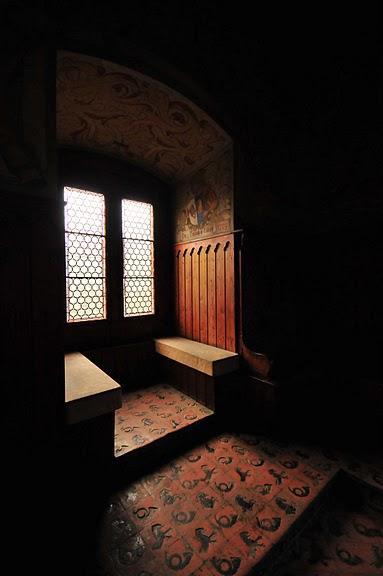 Кокоржин - cредневековый чешский замок 55456
