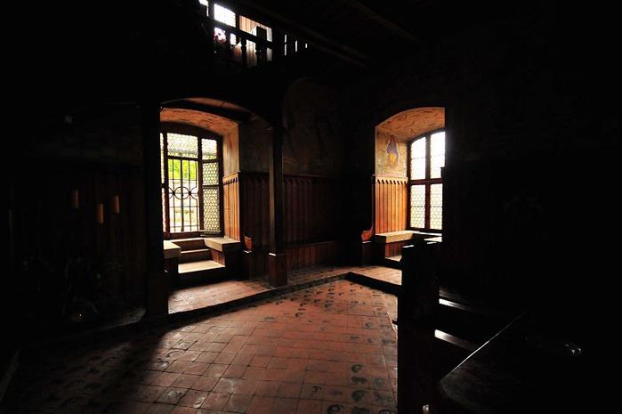 Кокоржин - cредневековый чешский замок 62820