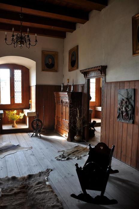 Кокоржин - cредневековый чешский замок 12836