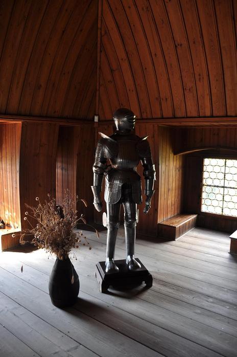 Кокоржин - cредневековый чешский замок 43503