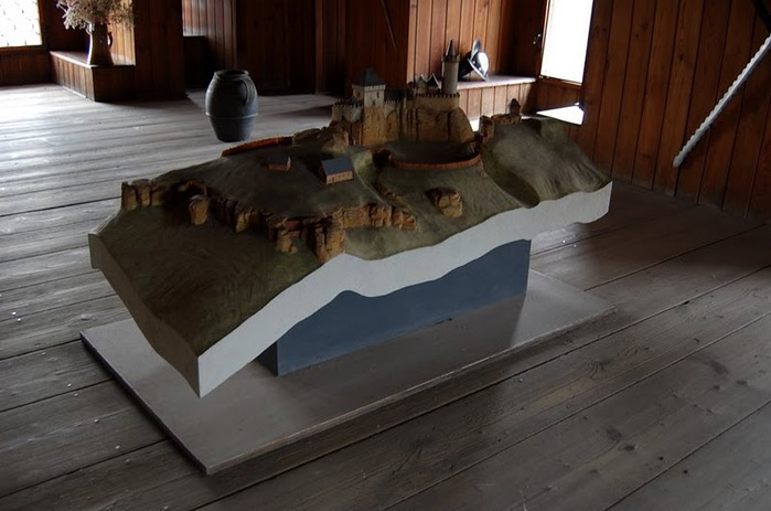 Кокоржин - cредневековый чешский замок 74119