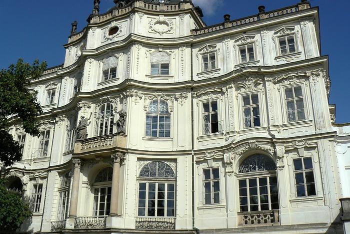 Плосковице (Ploskovice) - замок 66207