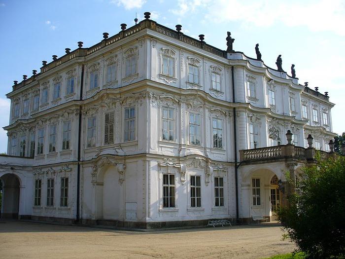 Плосковице (Ploskovice) - замок 16480