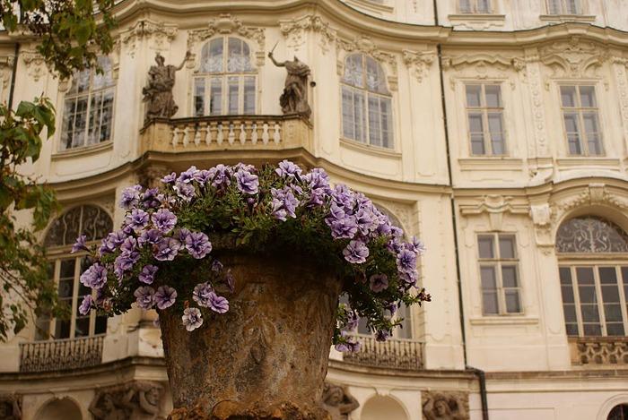 Плосковице (Ploskovice) - замок 24990