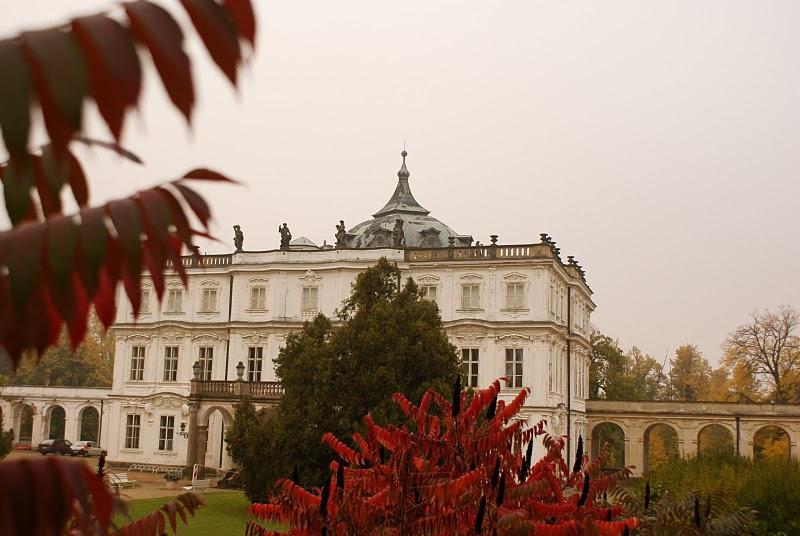Плосковице (Ploskovice) - замок 24514