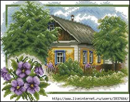 времена года - в деревне